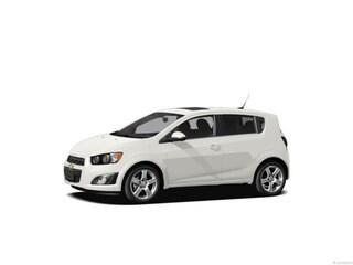 Used 2013 Chevrolet Sonic LS Auto Hatchback Tucson