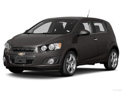 2013 Chevrolet Sonic LT Auto Hatchback