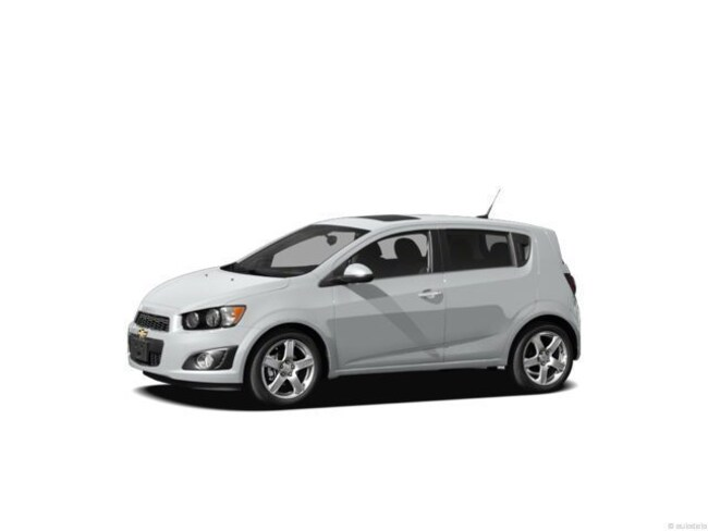 Used 2013 Chevrolet Sonic LTZ Hatchback for sale in Fairfield, IL