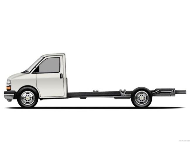 2013 Chevrolet Express Cutaway Work Van Chassis Truck