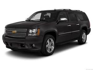 2013 Chevrolet Suburban 1500 LT