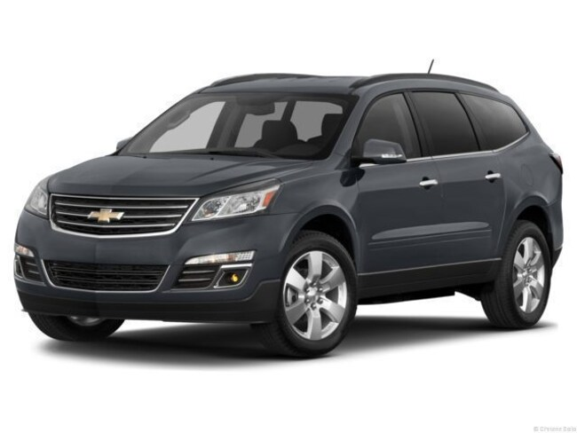 2013 Chevrolet Traverse LT SUV