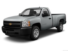 Certified Pre-Owned 2013 Chevrolet Silverado 1500 WT Truck Regular Cab Raleigh NC
