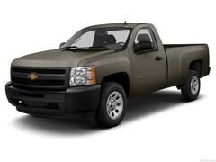 2013 Chevrolet Silverado 1500 Work Truck Standard Cab