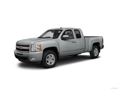 2013 Chevrolet Silverado 1500 Work Truck Truck Extended Cab