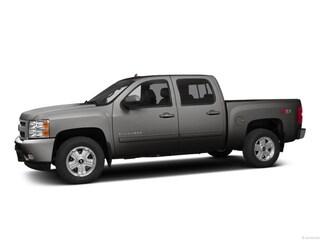 Used 2013 Chevrolet Silverado 1500 LT Truck Crew Cab Irving, TX