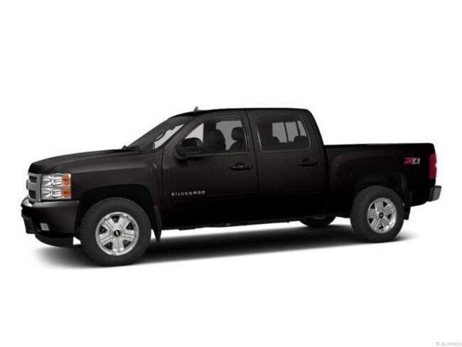 2013 Chevrolet Silverado 1500 Xtra Fuel Economy Truck Crew Cab