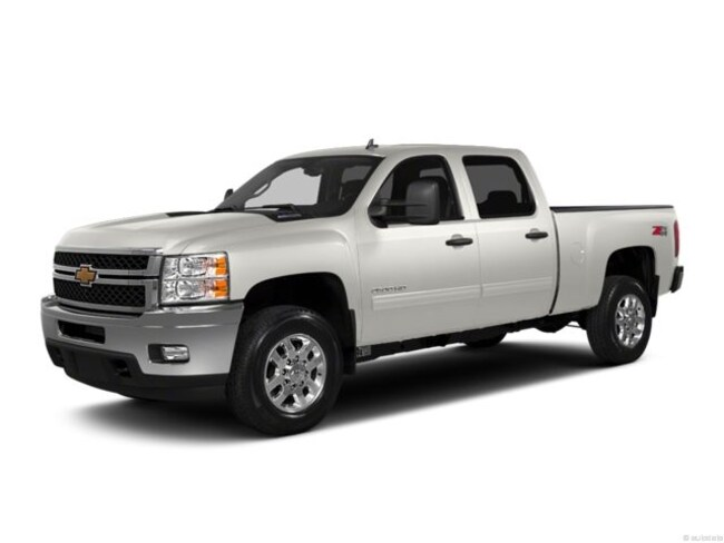 Used 2013 Chevrolet Silverado 2500HD LT 2WD Crew Cab 153.7 LT For Sale Del Rio, Texas