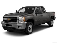 2013 Chevrolet Silverado 2500 4WD Work Truck Full Size Truck