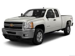 2013 Chevrolet Silverado 2500HD Work Truck Truck Extended Cab