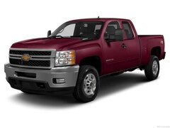 2013 Chevrolet Silverado 3500HD Extended Cab Long Bed Truck