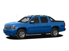 2013 Chevrolet Avalanche LT Truck Crew Cab