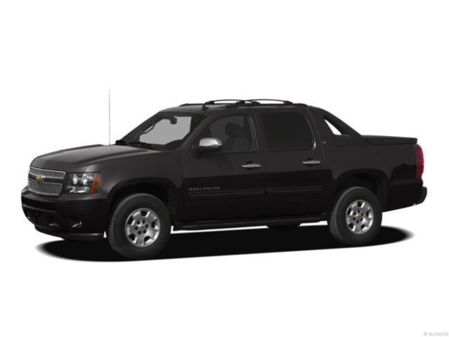 Used 2013 Chevrolet Avalanche LS Cab; Crew for sale in Fairfield, IL