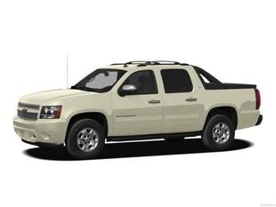 2013 Chevrolet Avalanche LTZ Black Diamond Truck Crew Cab 3GNTKGE72DG170553