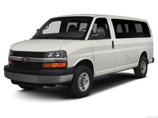 Used 2013 Chevrolet Express 2500 LS Van Rear-wheel Drive Automatic 1GAWGPFA8D1182747 For sale in Clinton, IL