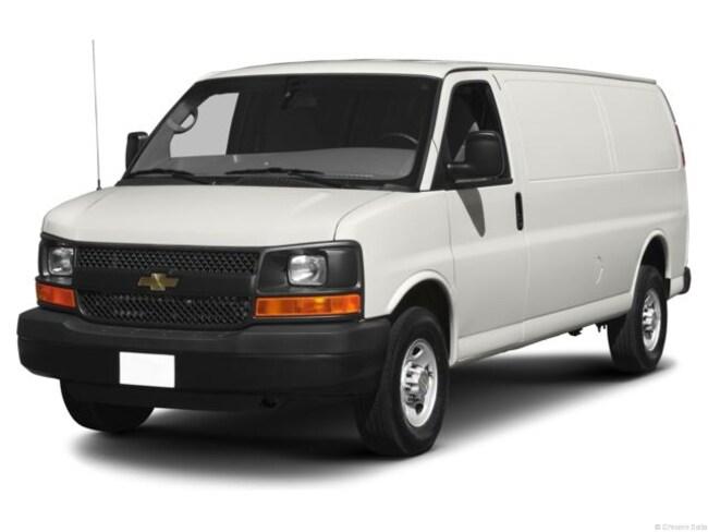 Used 2013 Chevrolet Express 2500 Work Van Extended Cargo Van in Osseo