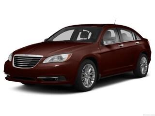 2013 Chrysler 200 Touring Sedan 1C3CCBBB6DN672690