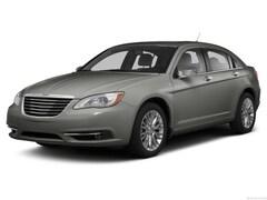 2013 Chrysler 200 4DR SDN Touring Touring  Sedan