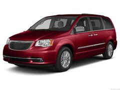 Certified 2013 Chrysler Town & Country Touring Minivan/Van 2C4RC1BG4DR511043 for sale in Cadott, WI at Chilson's Corner Motors of Cadott