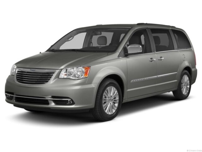 Used 2013 Chrysler Town & Country Touring Mini-Van In Rochester