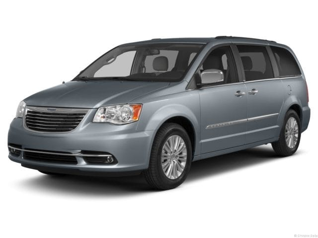 2013 Chrysler Town & Country Wgn