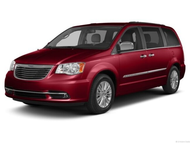 Used 2013 Chrysler Town & Country Touring-L Passenger Van in Litchfield