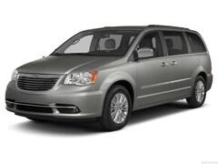 2013 Chrysler Town & Country 4dr Wgn Touring-L Mini-van, Passenger