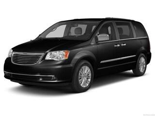 2013 Chrysler Town & Country S Van LWB Passenger Van