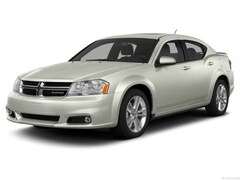 Used 2013 Dodge Avenger SE SE  Sedan 1C3CDZAB2DN644618 Chiefland