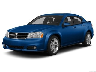 Used 2013 Dodge Avenger SXT Sedan Bullhead City