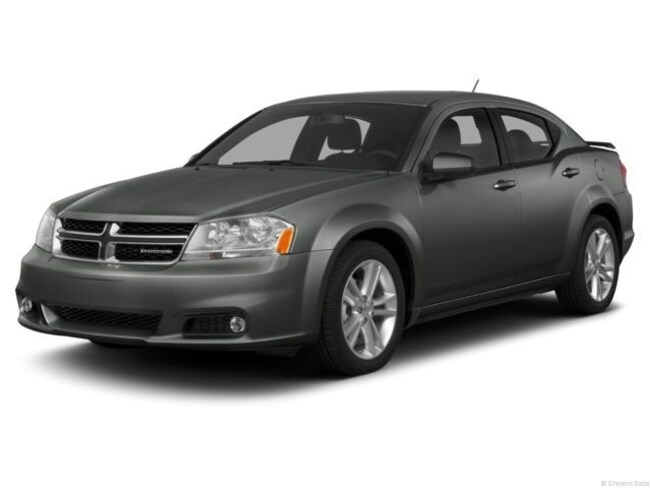 Used 2013 Dodge Avenger SXT Sedan Westfield, NY
