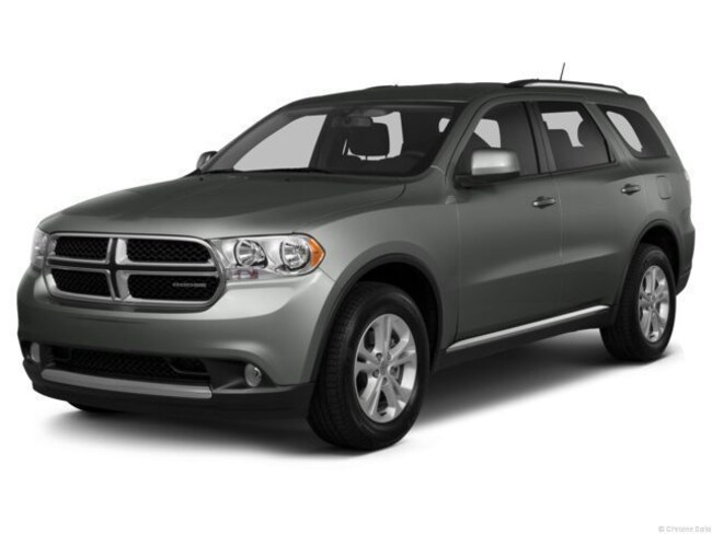 Used 2013 Dodge Durango Citadel AWD SUV in Roswell NM