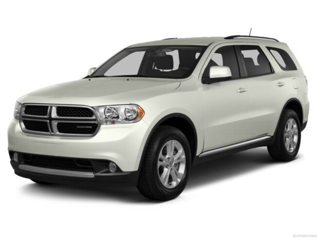 Used 2013 Dodge Durango Citadel For Sale | Lafayette IN ...