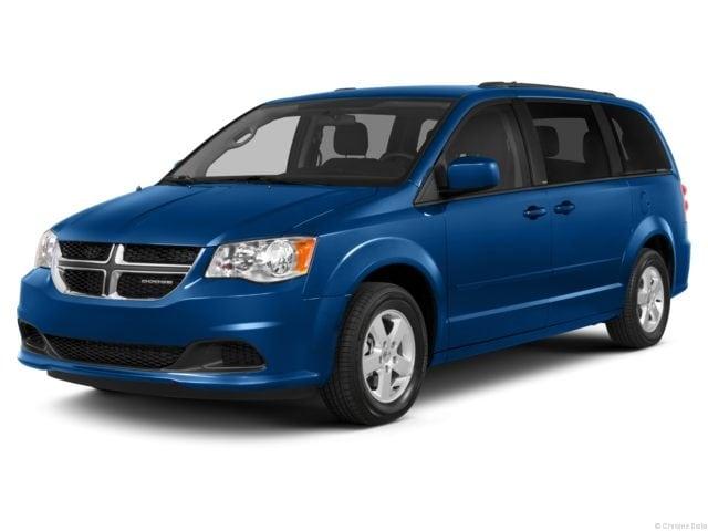 2013 Dodge Grand Caravan Van