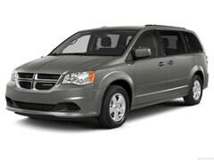 2013 Dodge Grand Caravan American Value Pkg Wagon