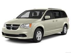 2013 Dodge Grand Caravan SE Mini-van, Passenger