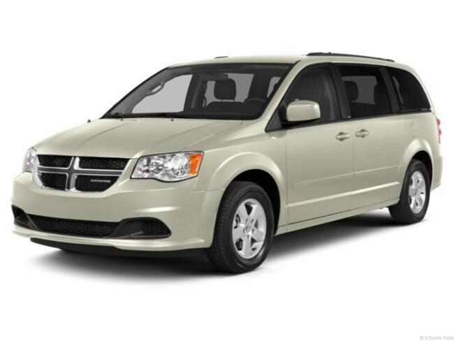 2013 Dodge Grand Caravan SXT Van