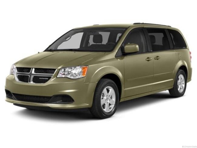 2013 Dodge Grand Caravan Crew Van