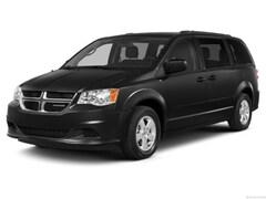 2013 Dodge Grand Caravan Crew Passenger Van