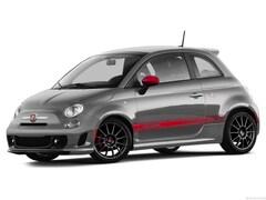 2013 FIAT 500 HB Abarth
