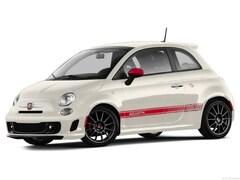 2013 FIAT 500 Abarth Hatchback