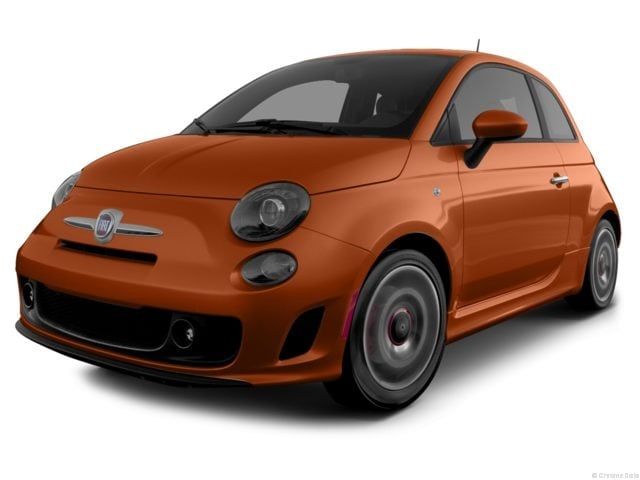 2013 FIAT 500 HB Turbo coupe