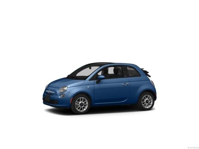 2013 FIAT 500c Lounge Convertible