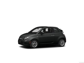 Used 2013 FIAT 500 Lounge Convertible 3C3CFFER1DT707787 near San Francisco