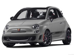 2013 FIAT 500 Abarth Coupe