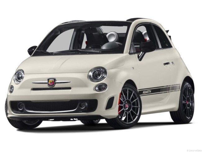 2013 FIAT 500c Abarth Convertible