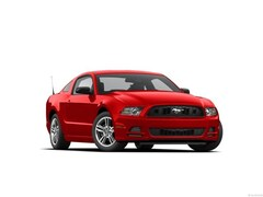 Used 2013 Ford Mustang Coupe V6 Car D5271339 for sale in Huntsville, TX