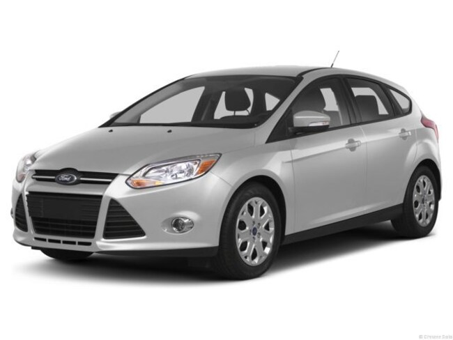 Used 2013 Ford Focus Titanium Hatchback in New Bern NC