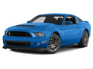 2013 Ford Shelby GT500 Base Coupe