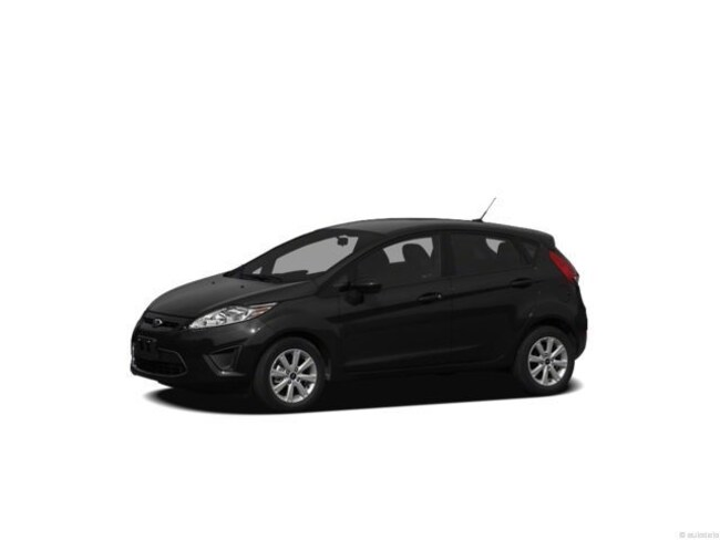 Used 2013 Ford Fiesta Titanium Hatchback in Rochester, NY